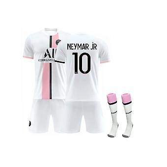 Messi,neymar Psg Jersey,paris Team T-shirt-messi-neymar, Paris Team (child Clothing)