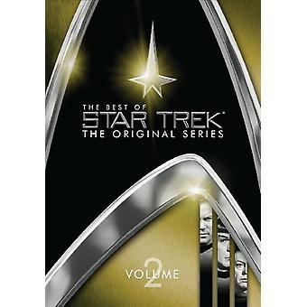 Star Trek - Star Trek: Vol. 2-bedste Star Trek oprindelige Serie [DVD] USA import