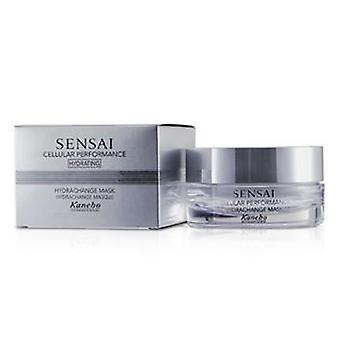 Kanebo Sensai Cellular Performance Hydrachange Mask - 75ml / 2.62 oz