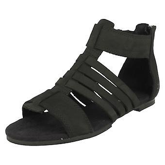 Ladies CAT Gladiator Style Sandals Tanga