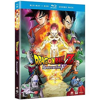 Dragon Ball Z: Resurrection F [Blu-ray] USA import
