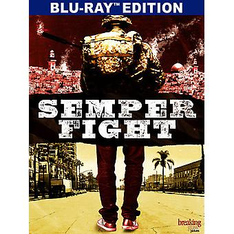 Semper kampen [Blu-ray] USA import