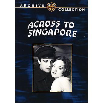 A través de Singapur [DVD] usa importar
