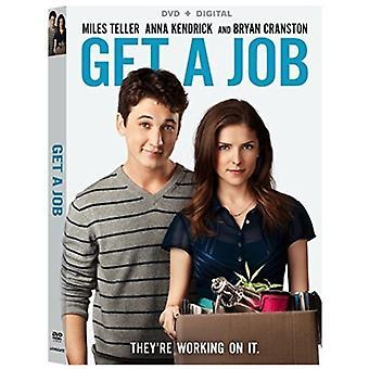 Haz una importación de USA de trabajo [DVD]