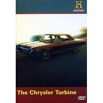 Chrysler Turbine [DVD] USA importerer