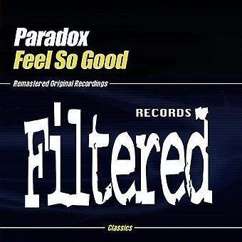 Paradox - tuntuu niin hyvältä [CD] USA tuonti