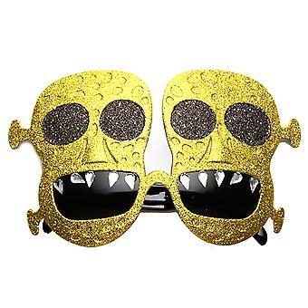 Día de monstruo Frankenstein de las gafas de sol de traje de muerto novedad
