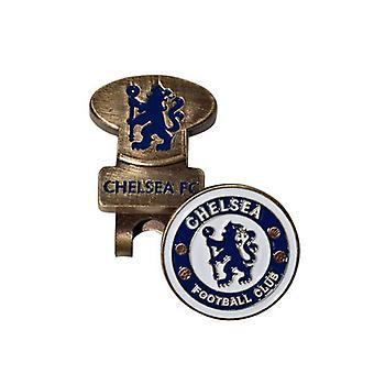 Chelsea hattu leikkeen & merkki