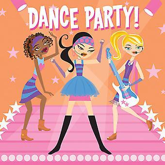 Kenny Vehkavaara - Superstarz Dance Party [CD] USA import