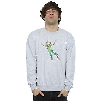 Flying classique Peter Pan Sweatshirt Disney masculine