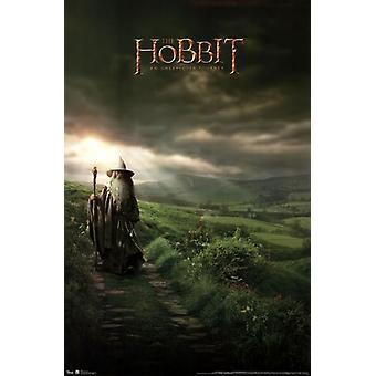 The Hobbit - One Sheet Poster Print