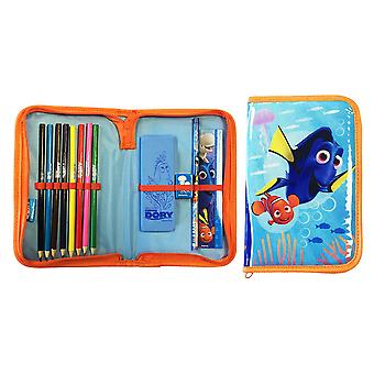 Finding Dory Official Childrens/Kids Filled Pencil Case