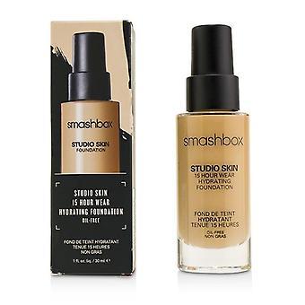 Smashbox Studio Skin 15 Hour Wear Hydrating Foundation - # 1.0 (fair With Cool Undertone + Hints Of Peach) - 30ml/1oz