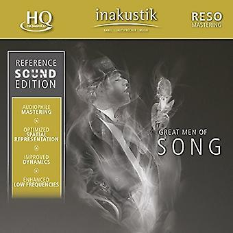 Reference Sound Edition - Great Men of Song (Hqcd) [CD] USA import