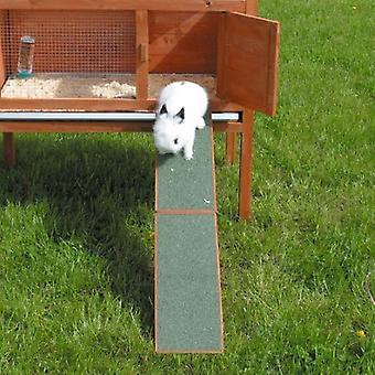Trixie Natura Wooden Ramp for rabbits (Small pets , Cages and Parks)