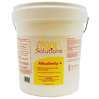 Pool Solutions P36025DE Total Alkalinity Plus 25lb
