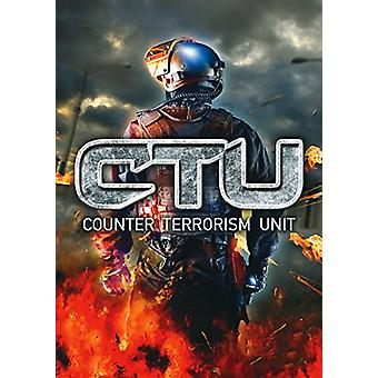 C. T. U (counter terrorisme Unit) (PC DVD)-fabriek verzegeld