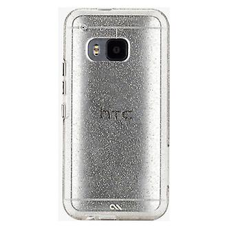 Case-Mate Sheer Glam Case for HTC One M9 - Champagne