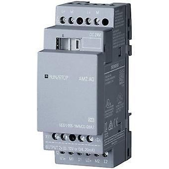 Siemens LOGO! AM2 AQ 0BA2 PLC Zusatzmodul 24 V DC