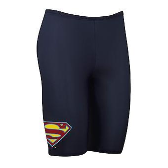 Zoggs Men's Superman Jammer, Navy