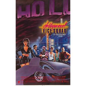 Hollywood Vice Squad Movie Poster (11 x 17)