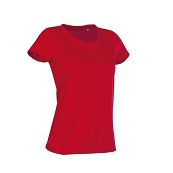 Stedman Womens/Ladies Active Cotton Touch Tee