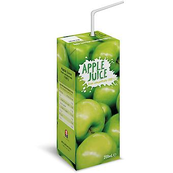 Country Range Apple Fruit Juice Cartons