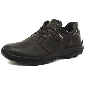 ImacTex Mens 3 Eye Leisure Water Resistant Walking Shoes