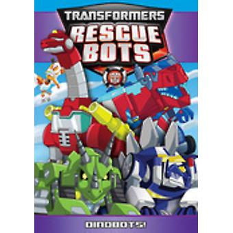 Transformers Rescue Bots: Dinobots [DVD] USA import