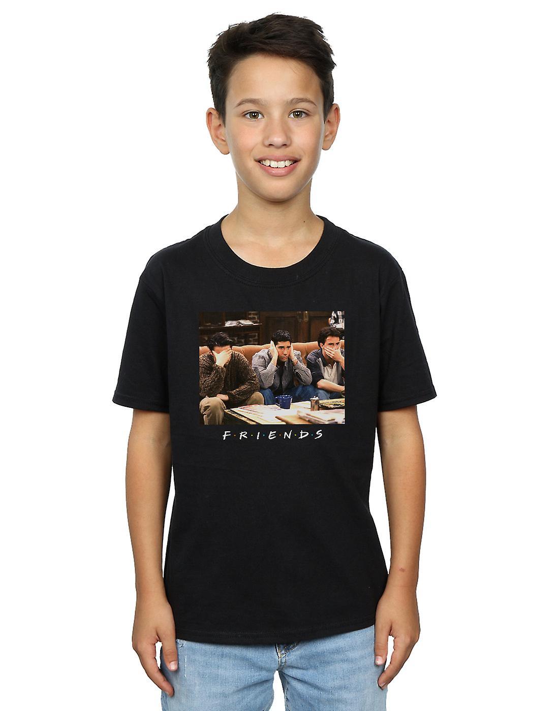Friends Boys Three Wise Guys T-Shirt