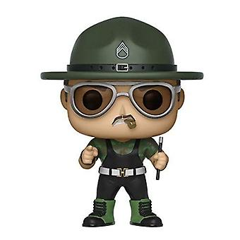 Funko POP WWE-Sgt. slachten collectible figuur