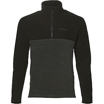 ONeill Ventilator Mid Layer Fleece in Black Out