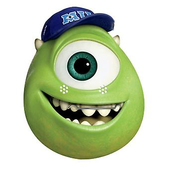 Mike Party Card Maschera Fancy Dress (Monsters University)