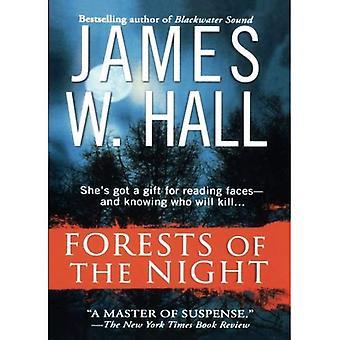 Skog av natten: en Johnny Hawke roman (Johnny Hawke romaner)