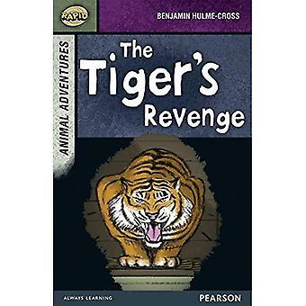 Snabba steg 7 ställa B: djur äventyr: Tigerns hämnd (snabb övre nivåer)
