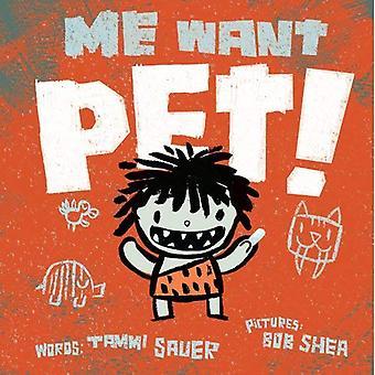 Jag vill ha husdjur!