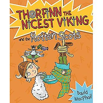 Thorfinn and the Rotten Scots (Young Kelpies: Thorfinn the Nicest Viking)