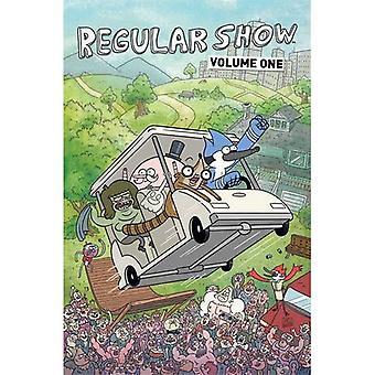 Regelbunden Show Vol. 1