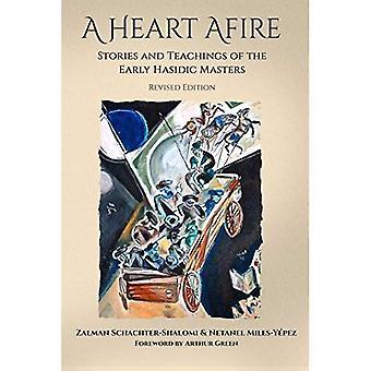 Ett hjärta Afire