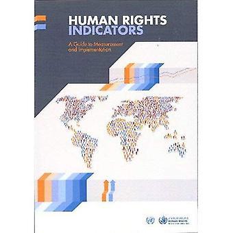 Mänskliga rättigheter indikatorer: En Guide till mätning och genomförandet