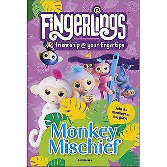Yngel Monkey rackartyg (DK läsare nivå 2)