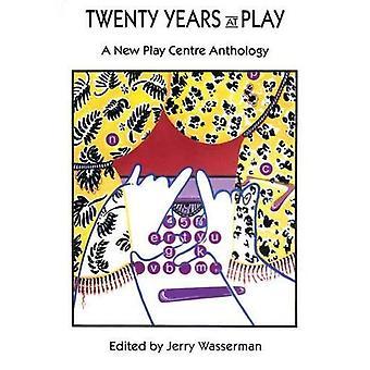 Vingt ans en jeu: une nouvelle anthologie de Centre de jeu