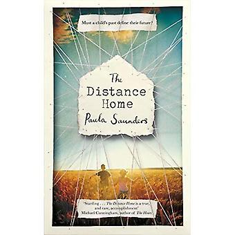 De afstand-Home