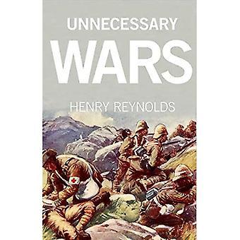 Geen onnodige oorlogen