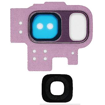 Purple Rear Camera Lens Cover For Samsung Galaxy S9 | iParts4u