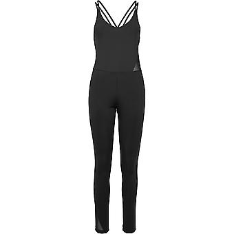 Urban Classics Damen Jumpsuit Tech Mesh