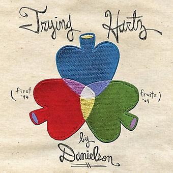 Danielson - Trying Hartz [CD] USA import