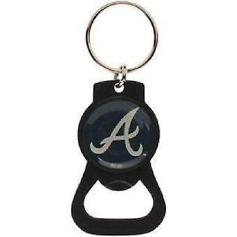 Atlanta Braves MLB otvárač na fľaše kľúč reťaz