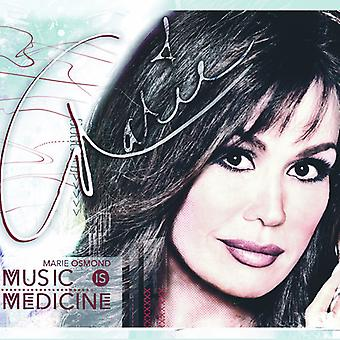 Marie Osmond - Music Is Medicine [CD] USA import