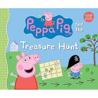 Peppa Pig and the Treasure Hunt by Candlewick Press - 9780763677039 B
